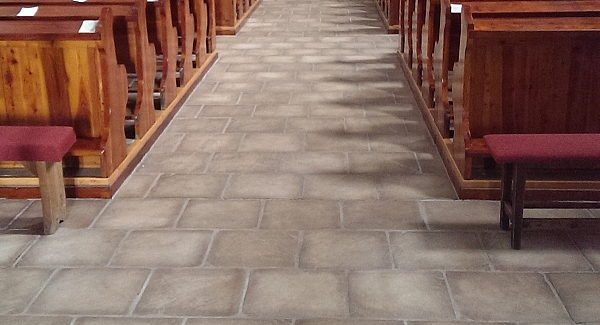 Paving for Churches